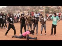 """In Pieces"" -- music video with incredible dancers from around Rwanda and Burundi"