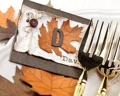 A link to Thanksgiving table setting ideas from #CTMH!