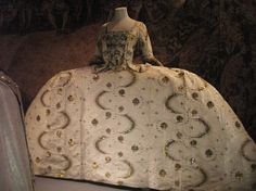 Court Mantua 1740's