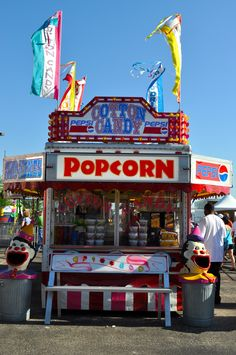 concession stands at carnivals by abbey leis photography