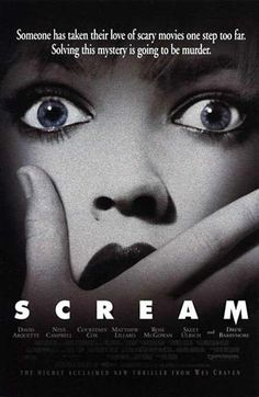 What's your favorite scary movie??