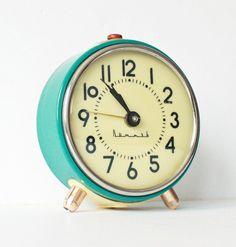 aqua soviet alarm clock
