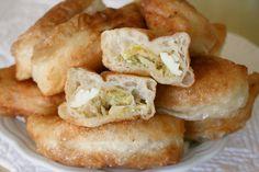 Выпечка хлеба - Московские пирожки с капустой
