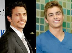 Let's all take a moment and thank the Franco parents. But seriously.