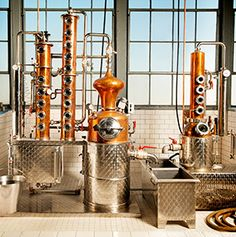 America's Coolest Distilleries- Page 2 - Articles | Travel + Leisure