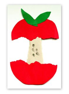 A for Apple Craft