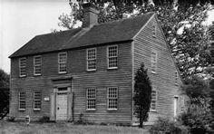 Saltbox, circa 1739