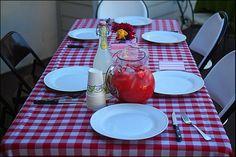 Healthy food party ideas