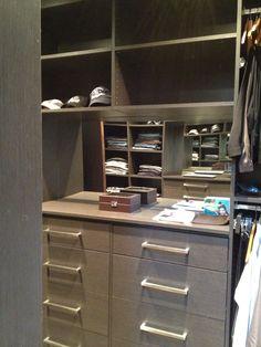 Man Closet, Dresser, Mirror