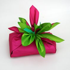 vibrant wrapping