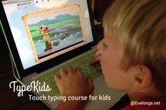 TypeKids - Individualized Typing Lessons for Kids - Eva Varga