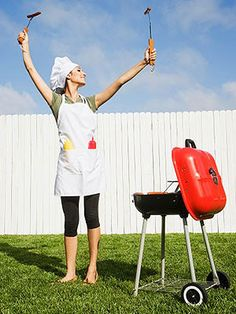 Healthy Grilling Guide via @FITNESS Magazine #bbq #recipes #SharingGoodFood