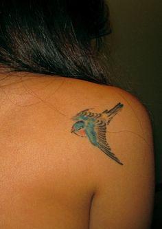 Watercolor Sparrow
