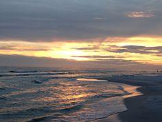 A beautiful sunset in Seacreast Beach. #30a #IphonePhoto