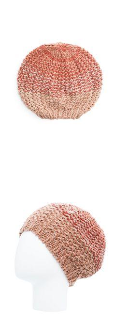 Nautilus Beret Knitting Pattern : Winter Wear on Pinterest Ski Jackets, Knit Hats and Knit Beanie