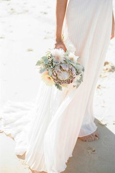 A Beach Elopement – Just the two of us