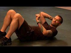 Bob Harper - Workout Tips - Abs bobs, bob harper abs, ab workout after baby, ab workouts, bob harper workout, 7 day ab challenge, bob harper videos