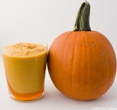 Good on a Frosty day!     Pumpkin Protein Shake    1/4 cup unsweetened Vanilla Almond Milk  1/4 cup water  1/4 cup Pumpkin {not pumpkin pie mix, just plain pumpkin puree in a can}  1/4 tsp cinnamon or pumpkin pie spice  1/4 tsp vanilla extract  Stevia to taste  1 Scoop Elite Vanilla Whey Protein  1/2 tray of ice cubes    Calories: 144  Fat: 2.5g  Carbs: 7g  Protein: 25g  Fiber: 3g  Sugar: 2g