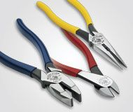 Klein Tools Pliers - world's finest hand tools.