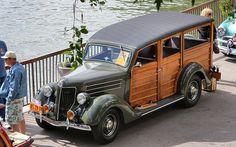 1936 Ford Station Wagon