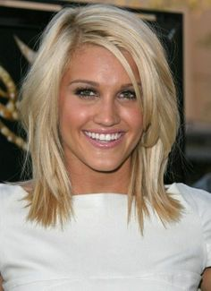 Short Hairstyles for Thick Hair 2014