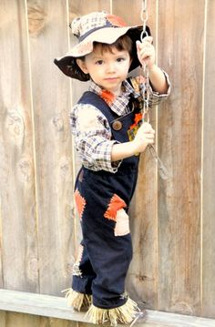 scarecrow halloween kid costumes | zorraindina - Children's on ArtFire