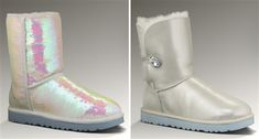 Wedding UGG boots: An aisle do or don't?