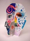 Artsonia Art Exhibit :: Picasso Heads
