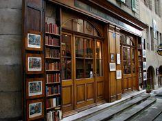 Antiquarian Bookshop in Geneva