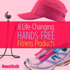 8 Life-Changing Hands-Free Fitness Products http://www.womenshealthmag.com/fitness/hands-free-fitness-products