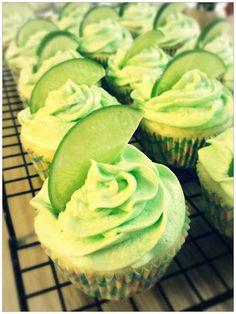margarita cupcake recipe..