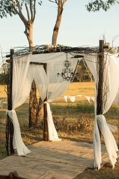 Queensland Brides: Country/Vintage Styling Theme #1 - Natural Charm - [add floral/ greenery]