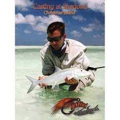 Casting at Shadows: Christmas Island DVD - Fishwest island dvd, shadow, christma island