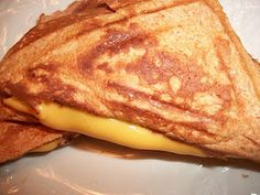 Medifast: Grilled Cheese Tomato Sandwich
