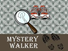 Mystery Walker Posters - ***FREEBIE*** from Mrs. Fun To Know on TeachersNotebook.com -  (5 pages)  - Mystery Walker Posters -***FREEBIE*** To help make transitions from your classroom to other destinations around the school fun and quiet.