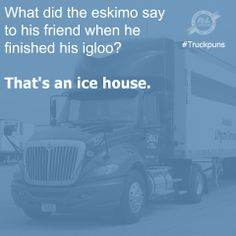 Truck Puns