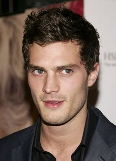 Jamie Dornan's eyes. 'Nuff said! http://thestir.cafemom.com/entertainment/168497/12_incredibly_hot_christian_grey/113415/9_those_eyes?slideid=113415?utm_medium=sm&utm_source=pinterest&utm_content=thestir
