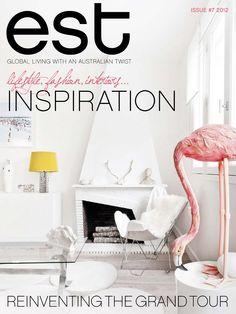Est magazine november/2012 #design #free