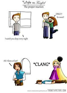 Disney vs Twilight