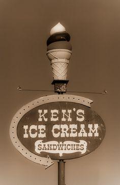 Ken's Ice Cream - Route 66 Tucumcari, NM