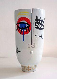 Dalo & G.Devin Ceramic Vase image 3