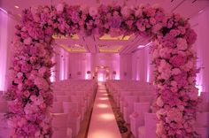 Mind-Blowing Wedding Ceremony Decor - Belle the Magazine . The Wedding Blog For The Sophisticated Bride