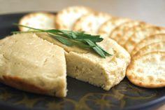 Baked Cashew Cheese - Well Vegan #vegan #holiday