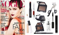 Emma Watson Vogue Cover look for less with e.l.f. cosmetics by BSoup