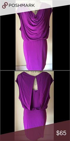 Guess Purple Dress G