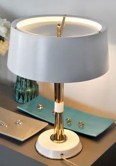 MILES, Lámpara de pie con luz indirecta @delightfulll
