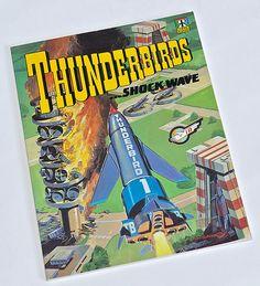 Thunderbirds via @HarrisonPhair