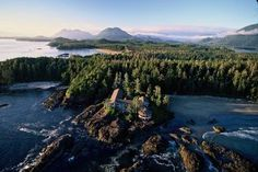 Wickaninnish Inn in Tofino, British Columbia, Canada