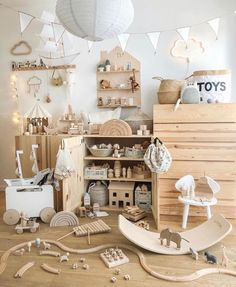 "Petit Tippi Baby Online Shop on Instagram: ""How's this for some #inspirationmonday ? What a beautiful room filled with wooden toys and lovely heirlooms . . . Why do we love wooden…""  #onlinebabystore #babyroom #babynursery #babymusthave #wowbaby #aestheticbaby #newborn"