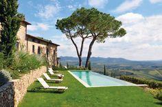 Villa di Cerreto, Tuscany